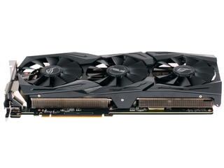 Видеокарта Asus GeForce GTX 1060 STRIX OC [STRIX-GTX1060-O6G-GAMING]