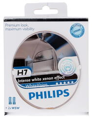 Галогеновая лампа Philips WhiteVision 12972WHVSM