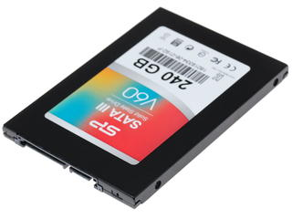 240 ГБ SSD-накопитель SiliconPower V60 [SP240GBSS3V60S25]