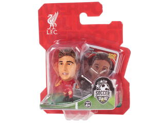 Фигурка коллекционная Soccerstarz - Liverpool: Adam Lallana (2016 version)