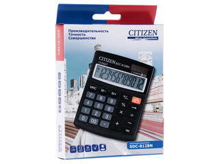 Калькулятор Citizen SDC-812BN