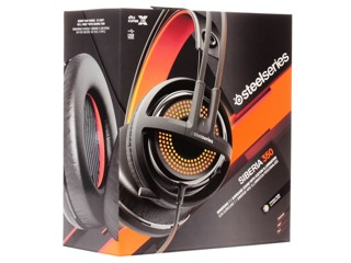 Наушники SteelSeries Siberia 350
