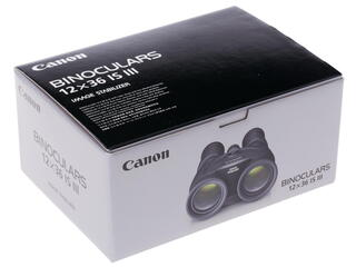 Бинокль Canon 12x36 IS III