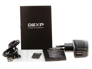 "3.5"" Смартфон DEXP Ixion P135 Safari 4 Гб черный"