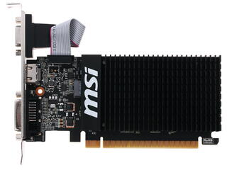 Видеокарта MSI GeForce GT 710 Silent LP [GT 710 2GD3H LP]
