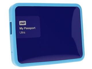 "2.5"" Внешний HDD My Passport Ultra [WDBDDE0010BBL]"