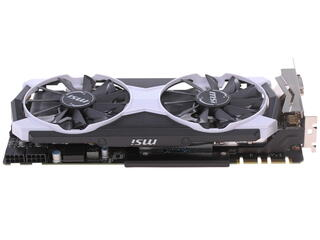 Видеокарта MSI GeForce GTX 980 ARMOR 2X [GTX 980 4GD5T OC]