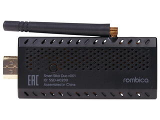 Медиаплеер Rombica Smart Stick Duo
