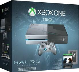 Игровая приставка Microsoft Xbox One Limited Edition Halo 5: Guardians Bundle + Halo 5