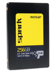 256 Гб SSD-накопитель Patriot Spark [PSK256GS25SSDR]
