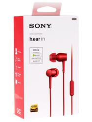 Наушники Sony h.ear in MDREX750AP
