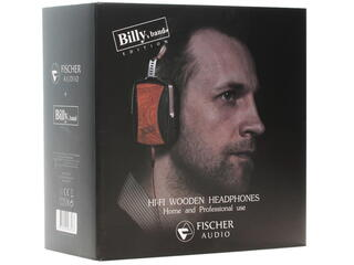 Наушники Fischer Audio Billy's Band Edition