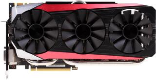 Видеокарта ASUS GeForce GTX 980 Ti STRIX [STRIX-GTX980TI-DC3-6GD5-GAMING]
