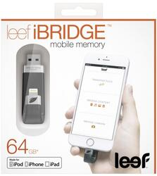 Память OTG USB Flash Leef iBRIDGE  64 Гб