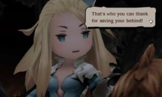 Игра для 3DS Bravely Second: End Layer