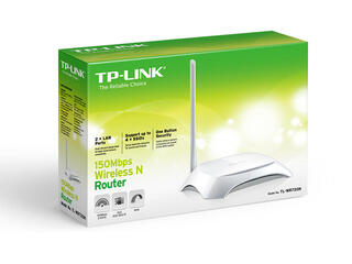Маршрутизатор TP-LINK TL-WR720N