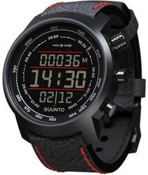 Спорт часы SUUNTO ELEMENTUM TERRA n/ black/red leather
