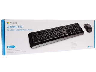 Клавиатура+мышь Microsoft Wireless Desktop 850