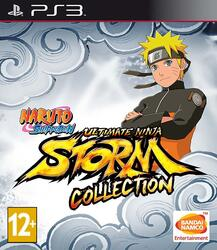 Игра для PS3 Naruto Shippuden Ultimate Ninja Storm Сollection: 1+2+3 Full Burst