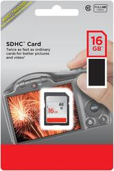Карта памяти Secure Digital Memory Card SDHC 16 Гб