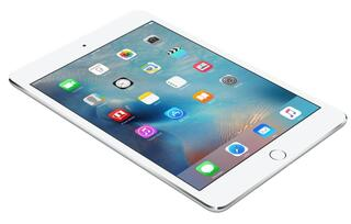 "7.9"" Планшет Apple iPad mini 4+Cellular 32 Гб , LTE серебристый"