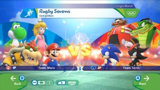 Игра для Wii U Mario & Sonic at the Rio 2016 Olympic Games