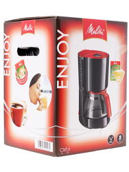 Кофеварка Melitta Enjoy черный