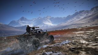 Комплект предзаказа игры для PS4 Ghost Recon: Wildlands