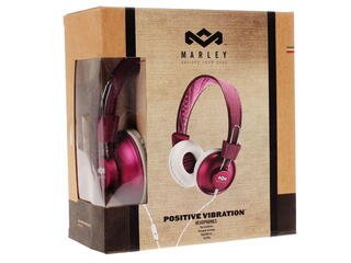Наушники Marley Positive Vibration Purple