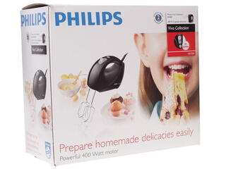 Миксер Philips HR1560/20 черный