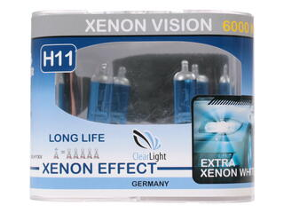 Галогеновая лампа ClearLight H11 XenonVision
