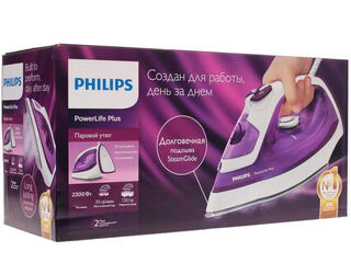 Утюг Philips GC2982 фиолетовый