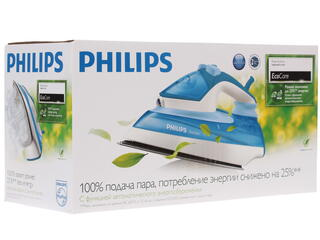 Утюг Philips EcoCare GC3721/42 голубой