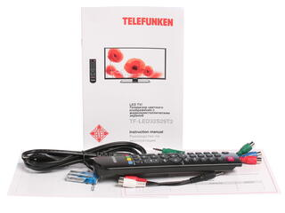 "31.5"" (80 см)  LED-телевизор Telefunken TF-LED32S29T2 черный"