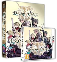 Игра для 3DS The Legend of Legacy Limited Edition