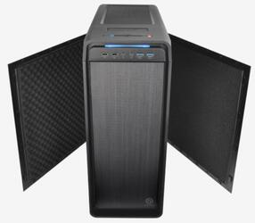 Корпус Thermaltake Urban S41 черный