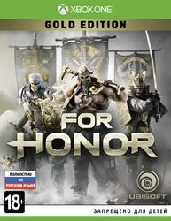 Игра для Xbox One For Honor Gold Edition