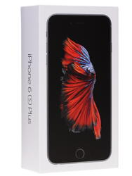 "5.5"" Смартфон Apple iPhone 6S Plus 128 Гб серый"
