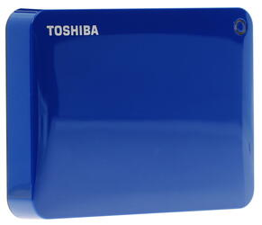 "2.5"" Внешний HDD Toshiba CANVIO Connect II [HDTC830EL3CA]"