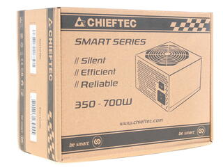 Блок питания Chieftec Smart Series 600W [GPS-600A8]