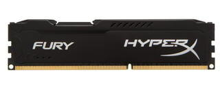 Оперативная память Kingston HyperX FURY Black Series [HX313C9FB/8] 8 Гб