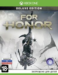 Игра для Xbox One For Honor Deluxe Edition