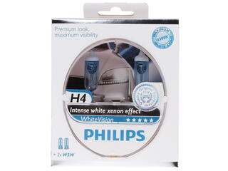 Галогеновая лампа Philips White Vision 12342WHVSM