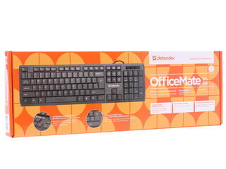 Клавиатура Defender OfficeMate SM-820