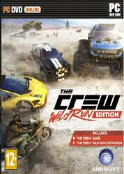 Игра для PC The CREW Wild Run Edition