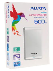 "2.5"" Внешний HDD A-Data HV100"