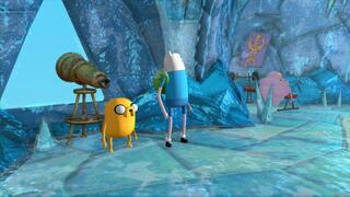 Игра для PS3 Adventure Time: Finn and Jake Investigations