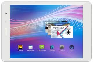 """7,85"""" Планшет Explay sQuad 7.82 16Gb 3G Silver 1024x768/IPS/4x1,2Ghz/1024Mb/Cam2/Android 4.2"""