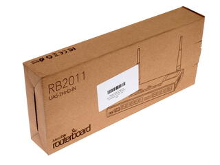 Маршрутизатор Mikrotik RB2011UiAS-2HnD-IN