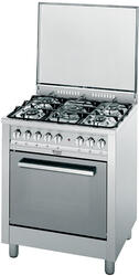 Газовая плита Hotpoint-Ariston CP77SP2 /HA S серебристый